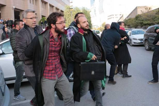 avukatlar gözaltı